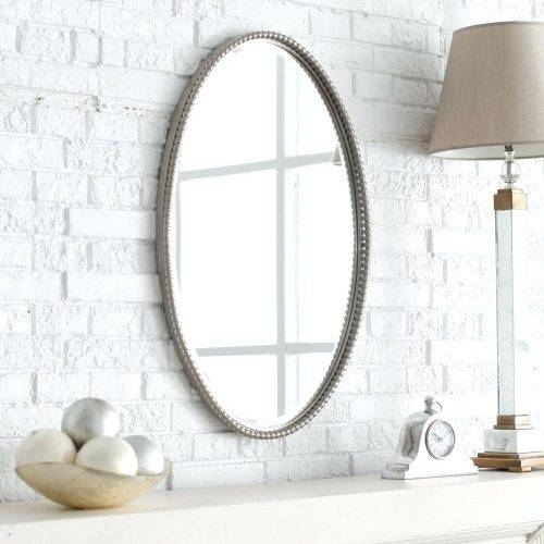 Wall Mirrors: Small Vintage Wall Mirrors (View 10 of 15)