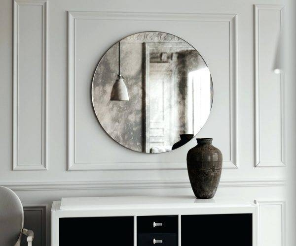 Wall Mirrors ~ Small Vintage Wall Mirrors Zoom Small Vintage Style In Small Vintage Wall Mirrors (View 15 of 15)