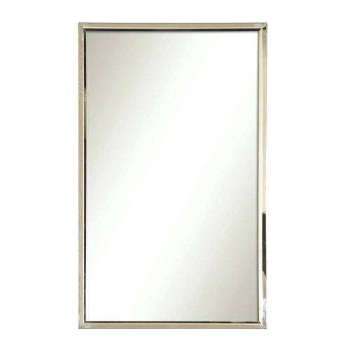 Inspiration about Wall Mirrors ~ Stainless Steel Wall Mount Sensor Mirror Stainless With Stainless Steel Wall Mirrors (#12 of 15)