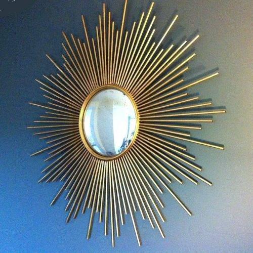 Wall Mirrors ~ Sun Ray Wall Mirror Capiz Seashell Sun Ray Wall Inside Sun Ray Wall Mirrors (View 7 of 15)