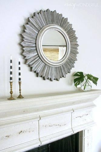 Wall Mirrors ~ Sun Ray Wall Mirror Capiz Seashell Sun Ray Wall Within Sun Ray Wall Mirrors (View 8 of 15)