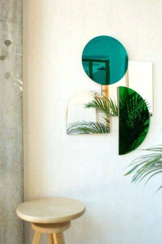 Wall Mirrors: Tropical Wall Mirrors (View 6 of 15)