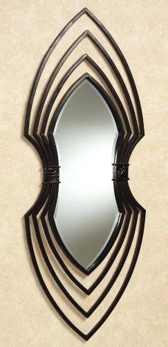 Wall Mirrors ~ Unbreakable Wall Mirror Italian Walnut Wall Mirror Inside Unbreakable Wall Mirrors (#9 of 15)