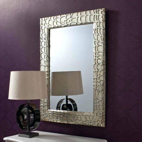Wall Mirrors: Wall Mirror Ideas. Wall Mirror Ideas Bedroom (View 9 of 15)
