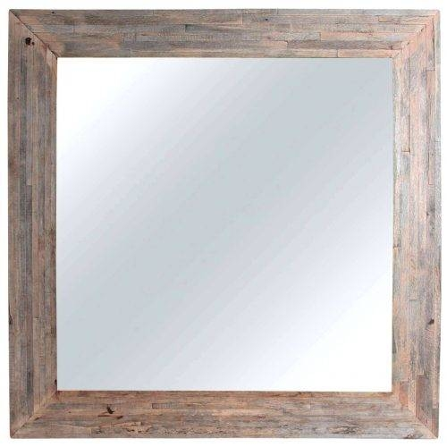 Wall Mirrors ~ Wood Wall Mirrors Uk Dark Wood Framed Wall Mirrors Intended For Dark Wood Wall Mirrors (#12 of 15)