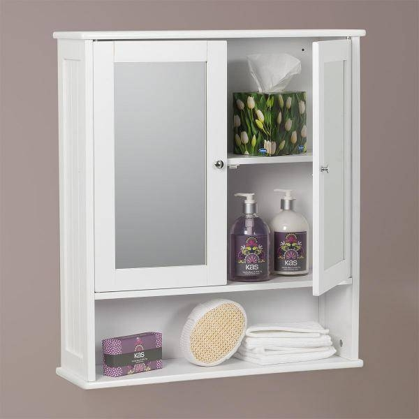 White Wall Mirror Cabinet For Bathroom Elegant | Advice For Your Pertaining To Bathroom Wall Mirror Cabinets (#15 of 15)