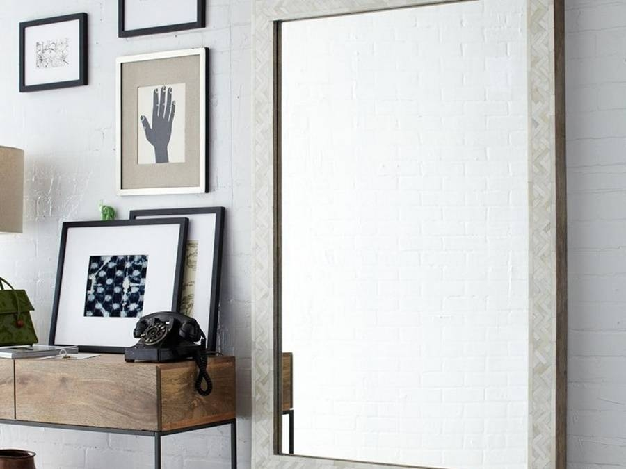 Wonderful Large Oversized Wall Mirrors : Doherty House – How To Within Giant Wall Mirrors (#15 of 15)
