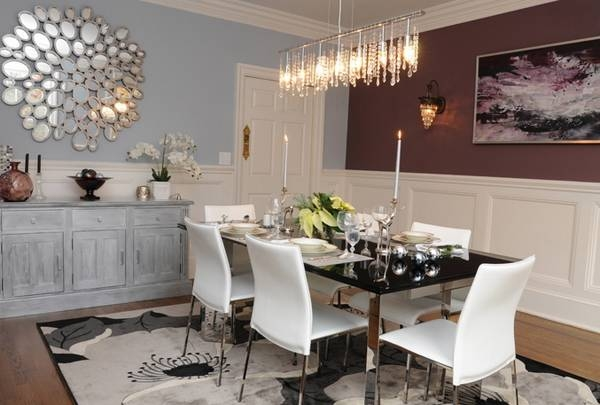 Wonderful Mirror In Dining Room And Other – Feel It – Home Interior With Regard To Dining Mirrors (#15 of 15)