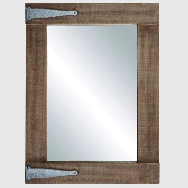 15 Photo Of Hinged Wall Mirrors