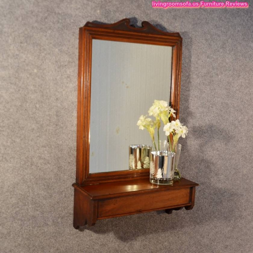 Wooden Antique Wall Mirror Furniture Design For Wooden Wall Mirrors (#15 of 15)