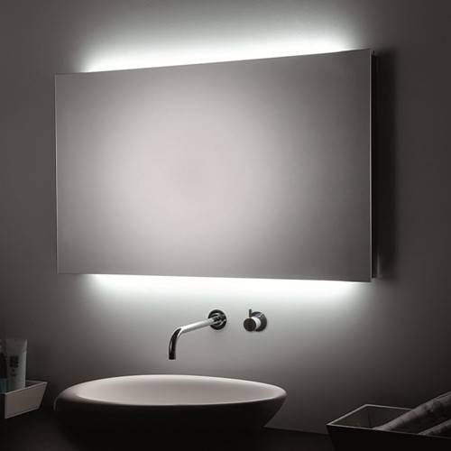 Ws Bath Collections Speci T5 R Environmental Led Lighted Wall Pertaining To Lighted Wall Mirrors (#15 of 15)