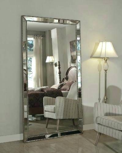 Inspiration about X Large Wall Mirror – Designlee Intended For Custom Sized Mirrors (#5 of 15)