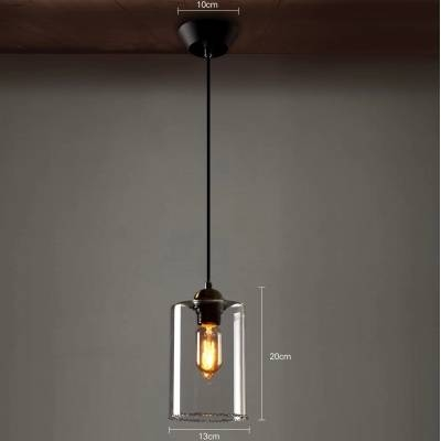 Popular Photo of Clear Glass Mini Pendant Lights