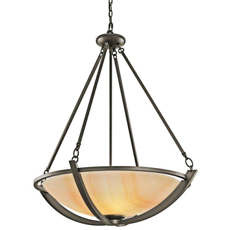 133 Best Mission / Asian Pendant Lighting Images On Pinterest Intended For Most Popular Inverted Pendant Lighting (#1 of 15)