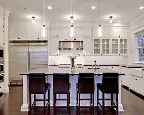 Inspiration about 20 Ideas Of Pendant Lighting For Kitchen & Kitchen Island – Homes For Most Current Pendant Lights In Kitchen (#11 of 15)