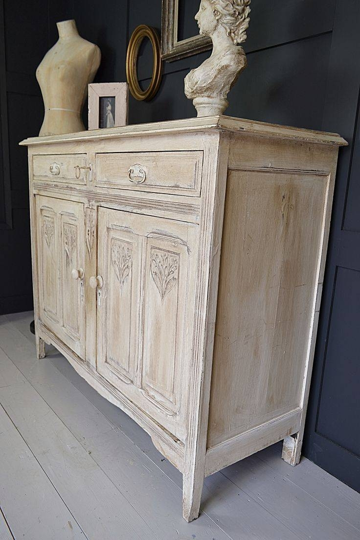 Inspiration about 22 Best Our 'sideboards' Images On Pinterest | Shabby Chic With Latest Cream And Oak Sideboards (#9 of 15)