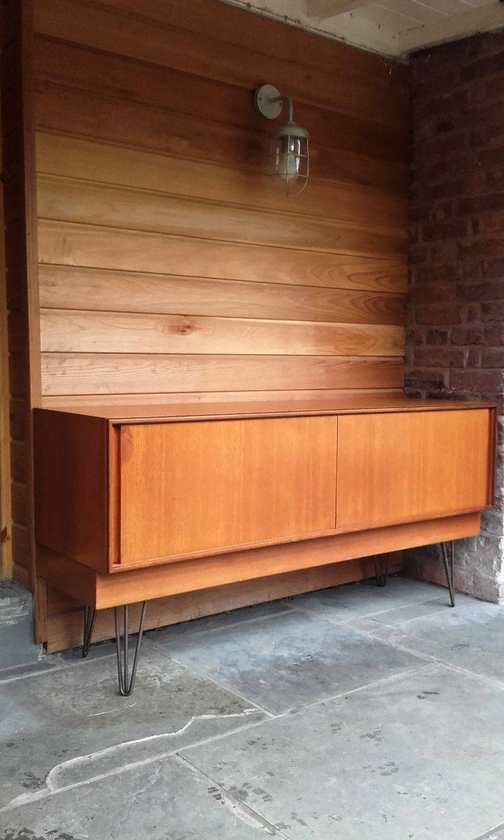 35 Best Mid Century Sideboards At Whittaker & Gray Images On Pertaining To Most Current 6 Foot Sideboards (#1 of 15)