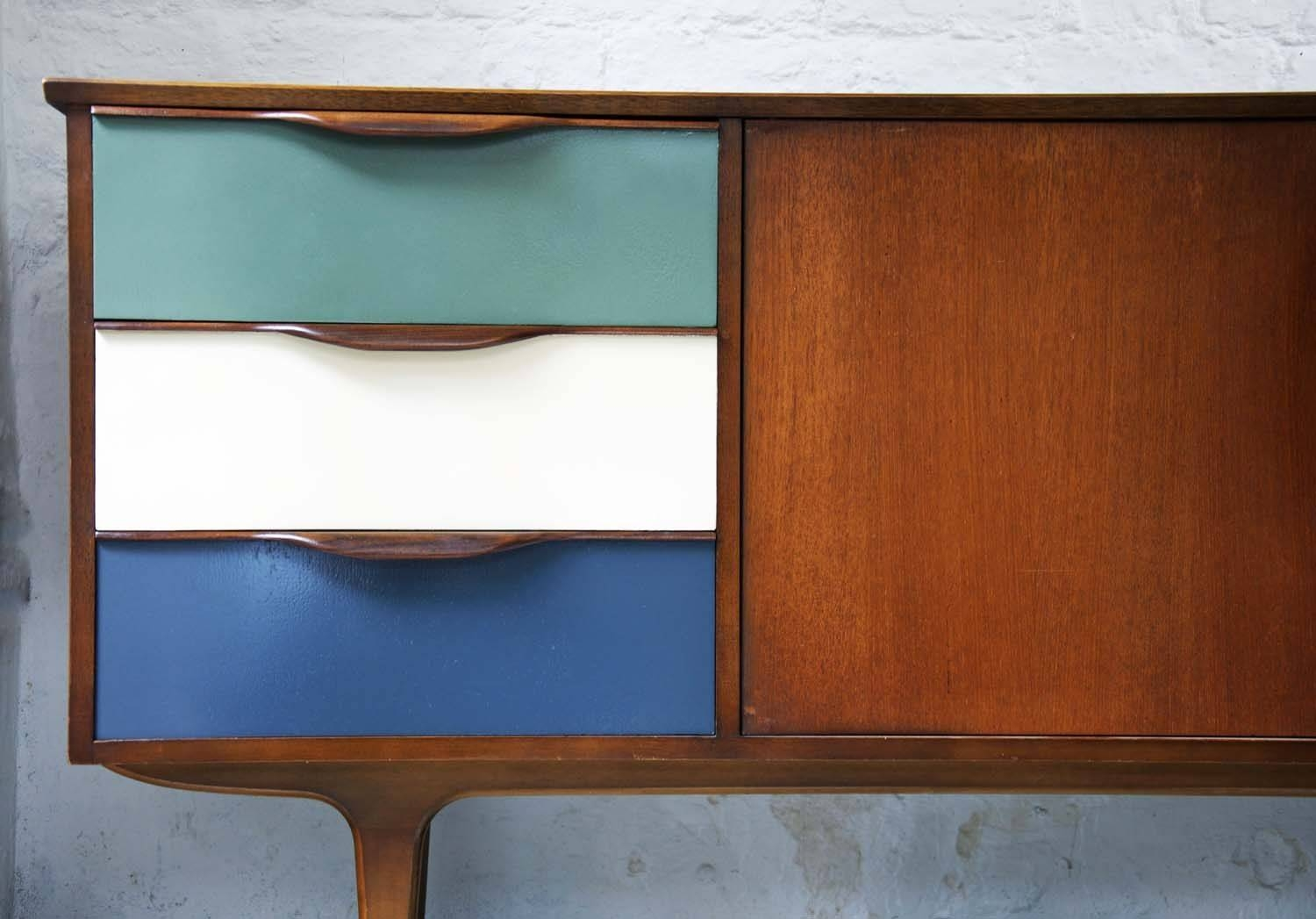 Inspiration about 60's Upcycled G Plan Sideboard – Bring It On Home In Current G Plan Sideboards (#10 of 15)
