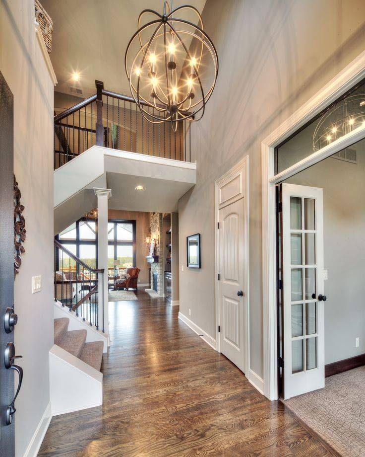 73 Best 2 Story Foyer Lighting Images On Pinterest | Chandeliers Throughout 2018 Entry Foyer Pendant Lighting (#1 of 15)