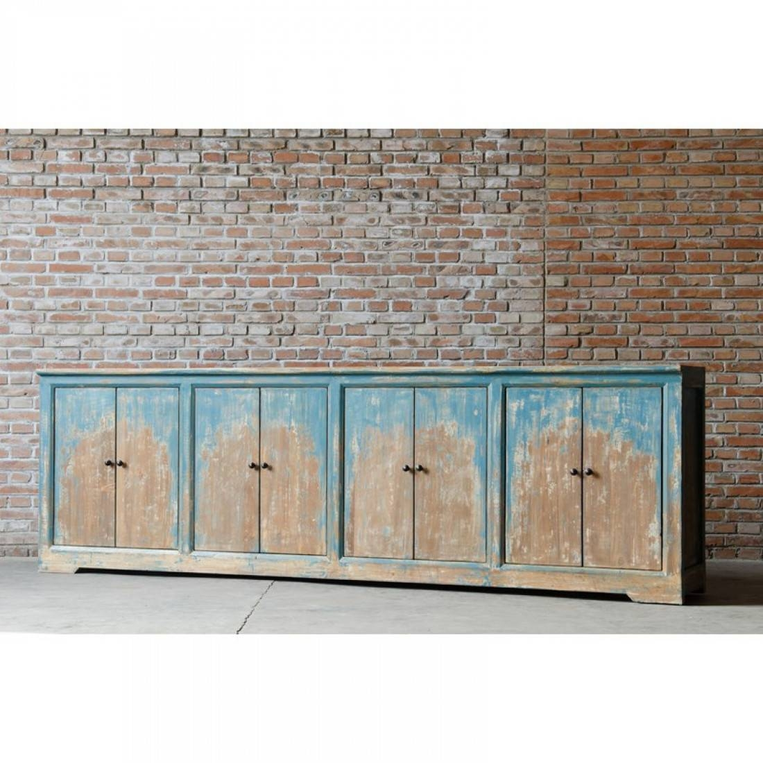 8 Industrial Sideboards For Your Dining Room – Cute Furniture Regarding Recent Turquoise Sideboards (#1 of 15)