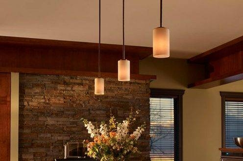 Adorable Kitchen Contemporary Mini Pendant Lights Home Decor Inside Current Mini Pendant Lights For Kitchen (#2 of 15)