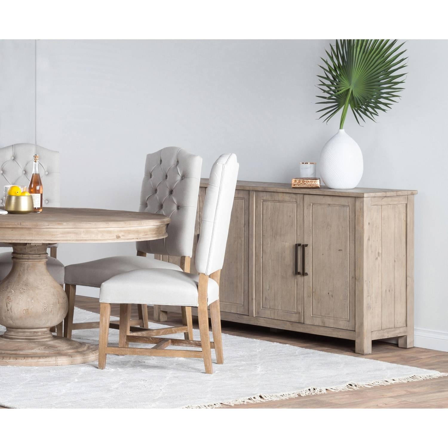 Aires Reclaimed Wood 72 Inch Sideboardkosas Home – Free Throughout 2018 72 Inch Sideboards (#1 of 15)