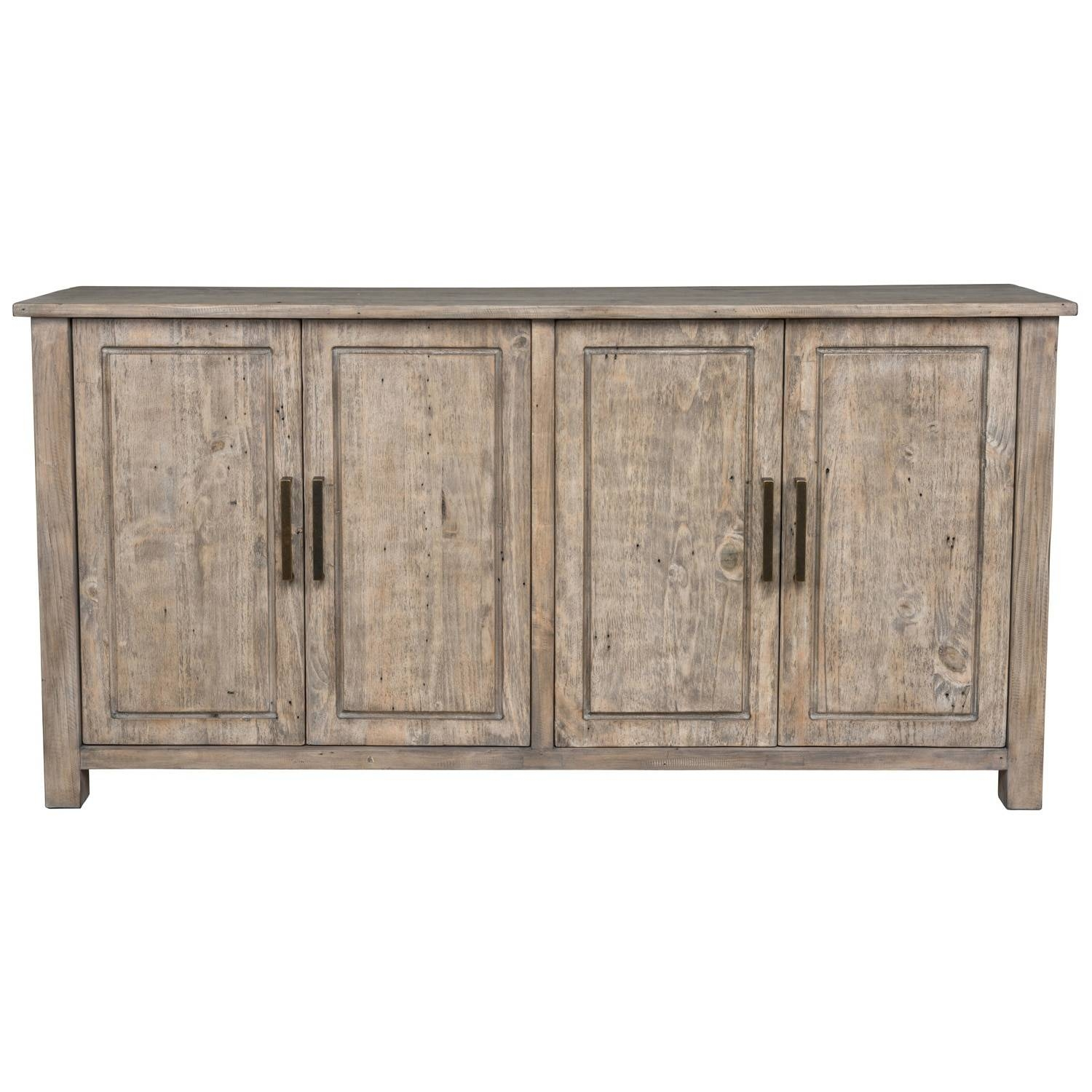 Aires Reclaimed Wood 72 Inch Sideboardkosas Home – Free Throughout Most Current 14 Inch Deep Sideboards (#3 of 15)