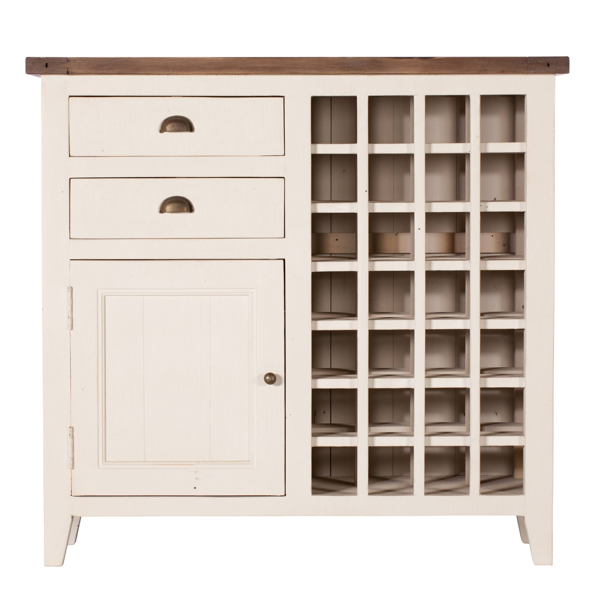 Aldeburgh Wine Rack Sideboard | No 44 Furniture, Cobham Nr London Intended For Newest Sideboards With Wine Rack (#1 of 15)