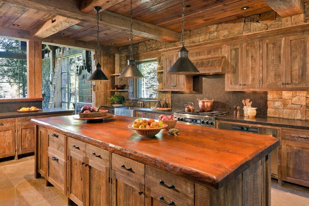 All About Rustic Pendant Lights Inside Current Rustic Pendant Lighting For Kitchen (View 3 of 15)
