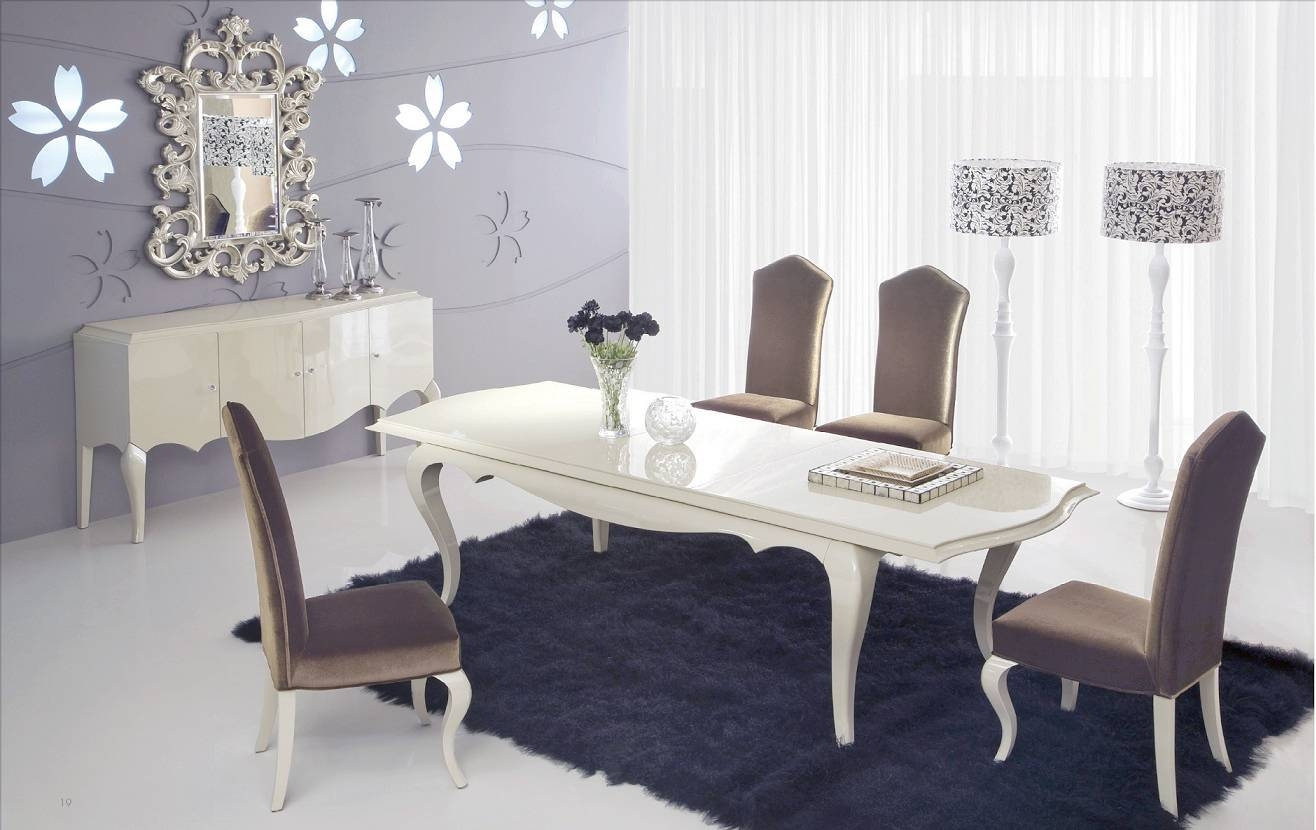 Alliancemv – Design Chairs And Dining Room Table For Most Recent Dining Room Table Chairs And Sideboards (#1 of 15)