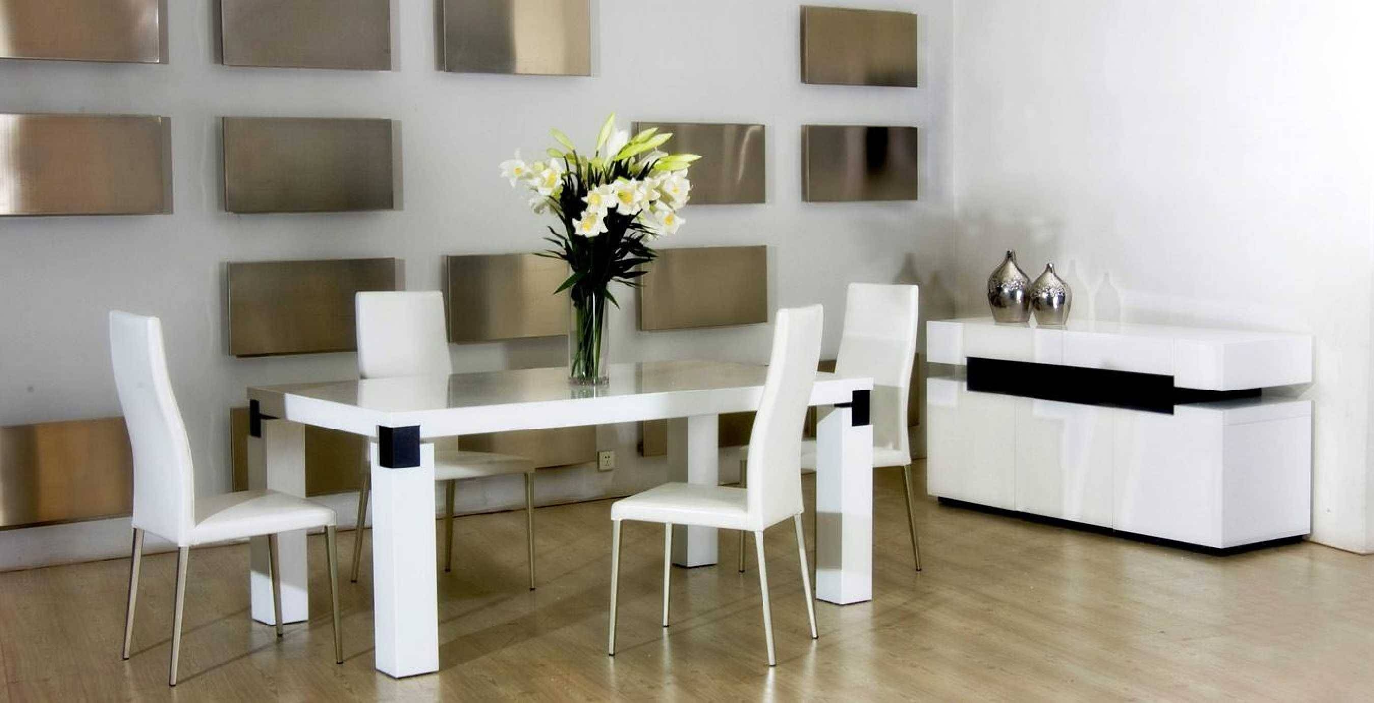 Alliancemv – Design Chairs And Dining Room Table Inside Newest Dining Room Sets With Sideboards (#1 of 15)