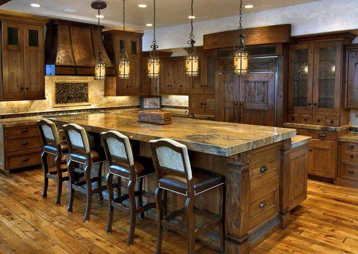 Alluring Rustic Pendant Lighting Kitchen Epic Decoration With Regard To Most Current Rustic Pendant Lighting For Kitchen (View 10 of 15)