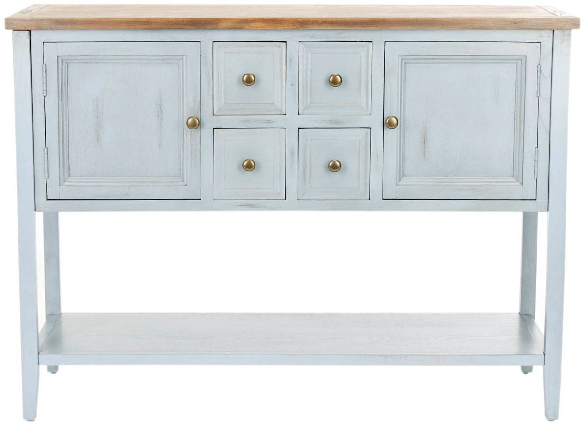 Amh6517B Consoles – Furnituresafavieh Intended For Recent Safavieh Sideboards (#2 of 15)