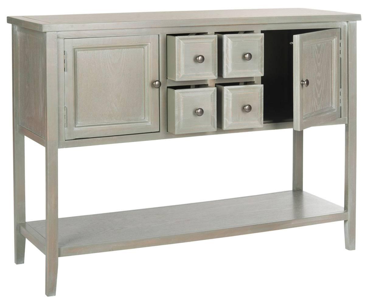 Amh6517E Consoles – Furnituresafavieh Pertaining To Latest Safavieh Sideboards (#3 of 15)