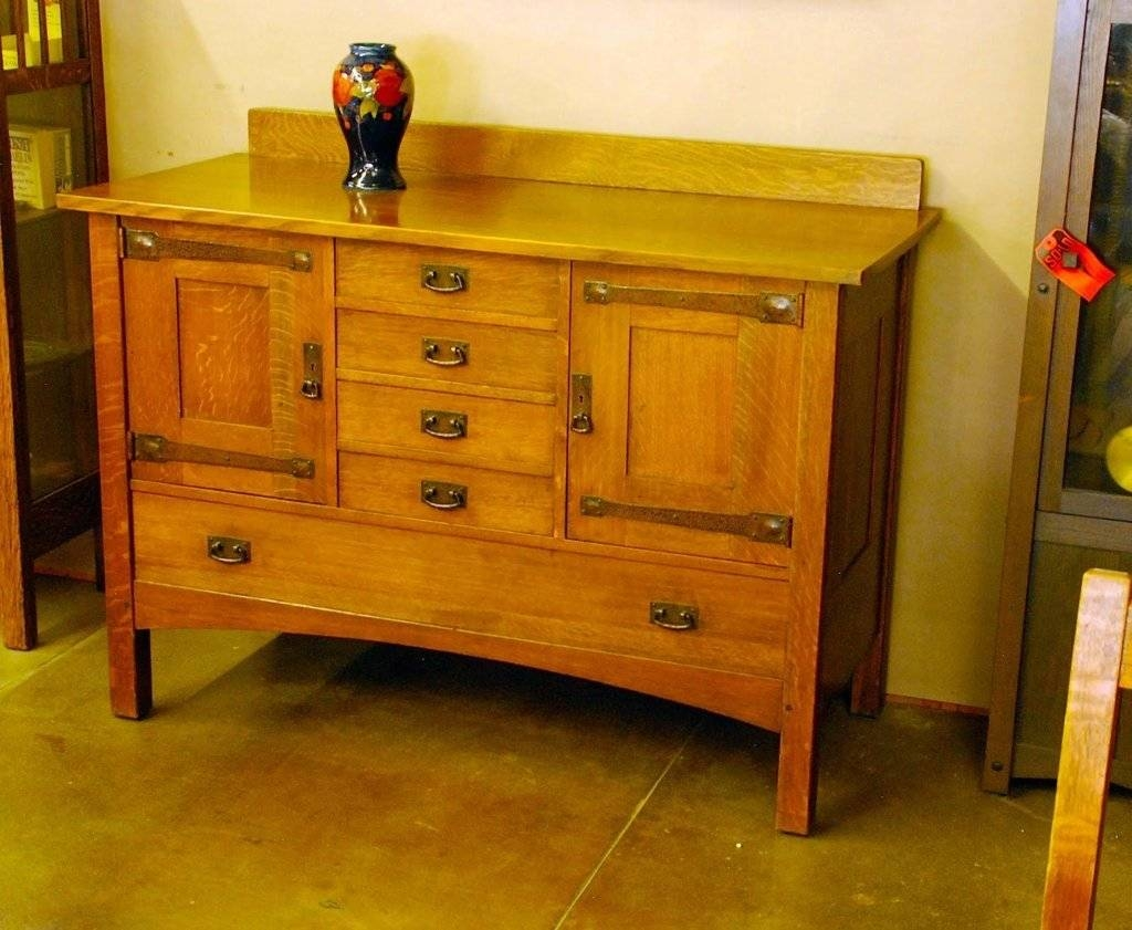 Antique Sideboards And Buffets — All Furniture : Antique Inside Most Up To Date Antique Sideboards And Buffets (#7 of 15)
