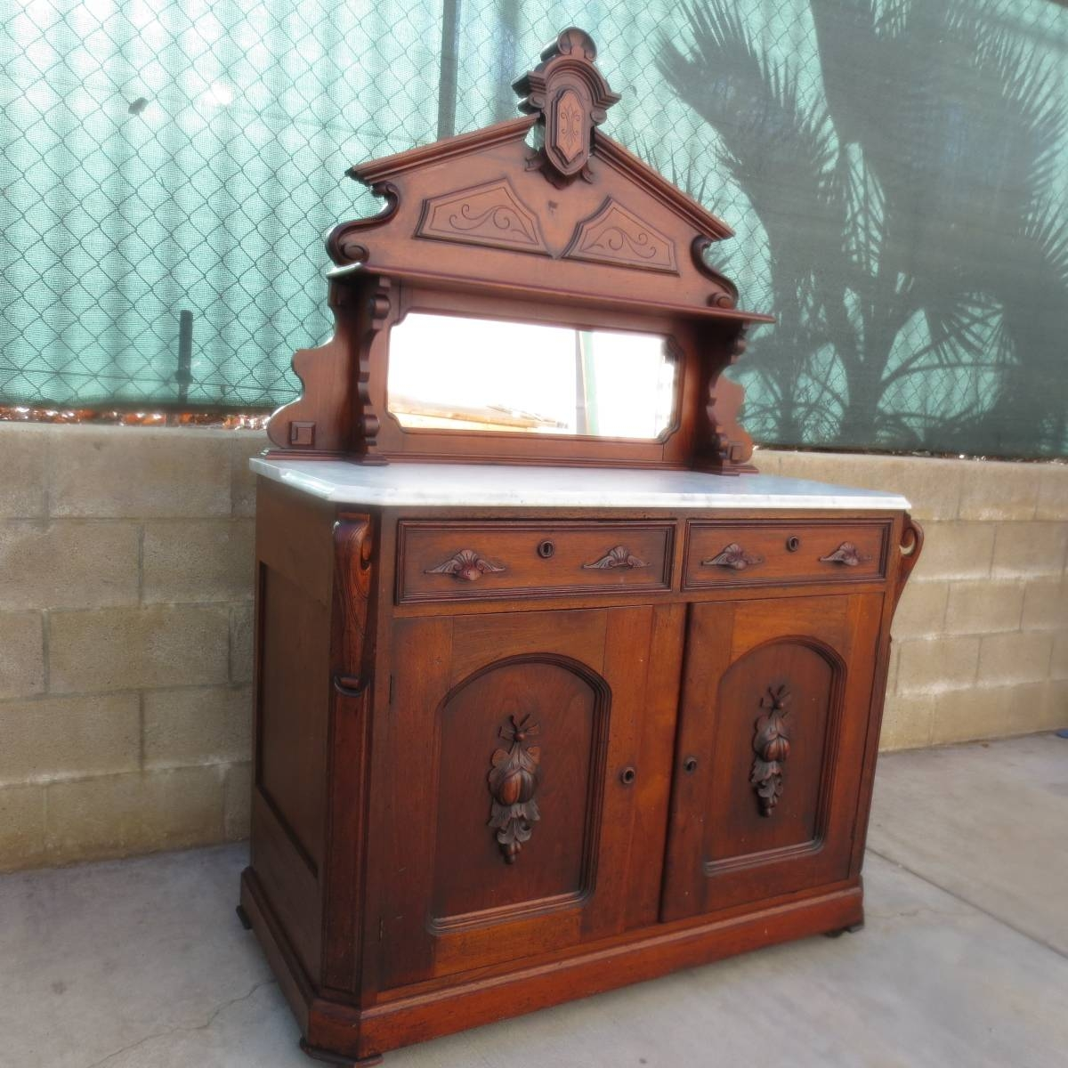Antique Sideboards And Buffets Images — All Furniture : Antique With Regard To Recent Antique Sideboards And Buffets (#4 of 15)