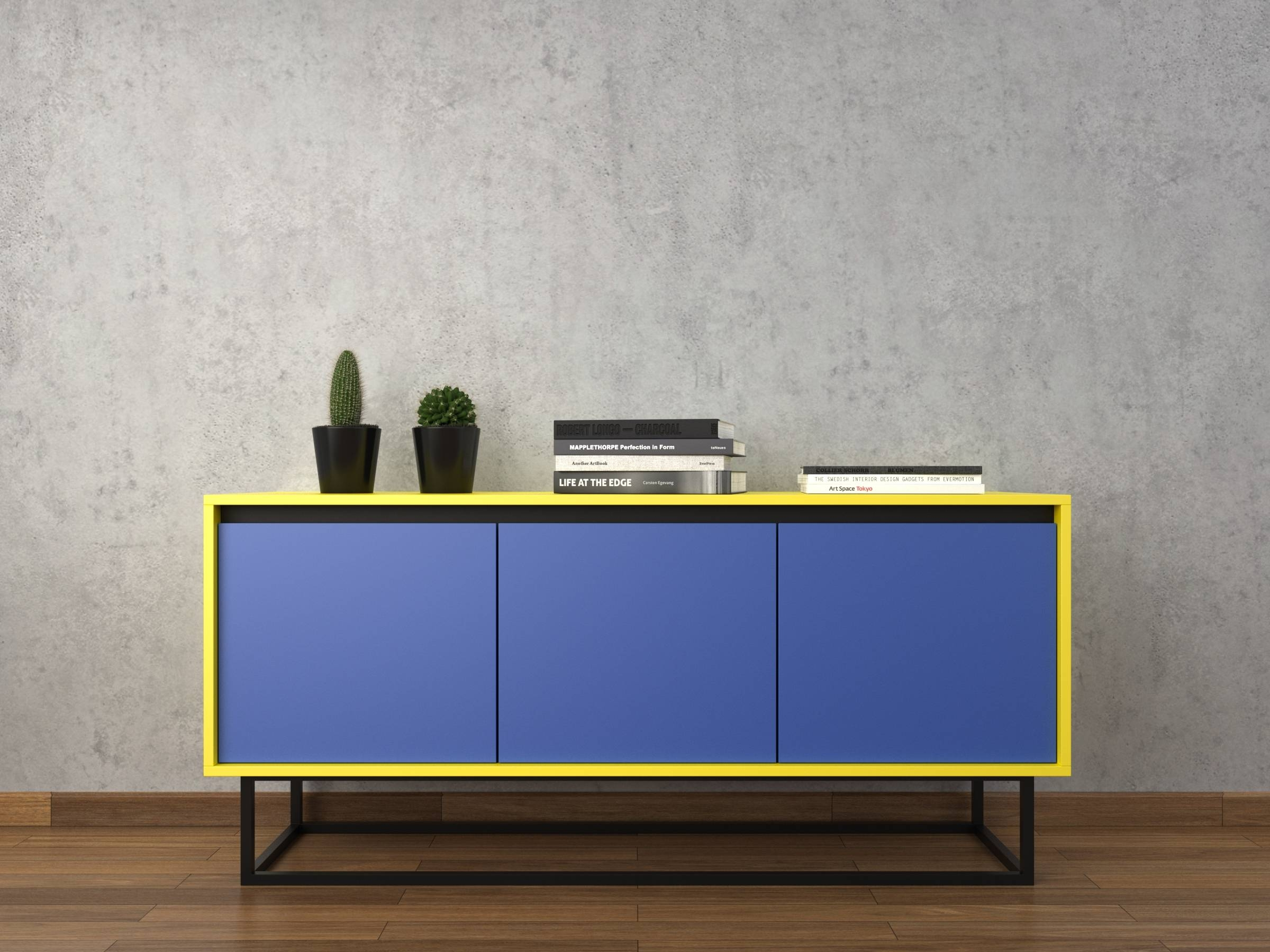 Awesome Blue Sideboard Buffet – Bjdgjy For Latest Blue Sideboards (#2 of 15)