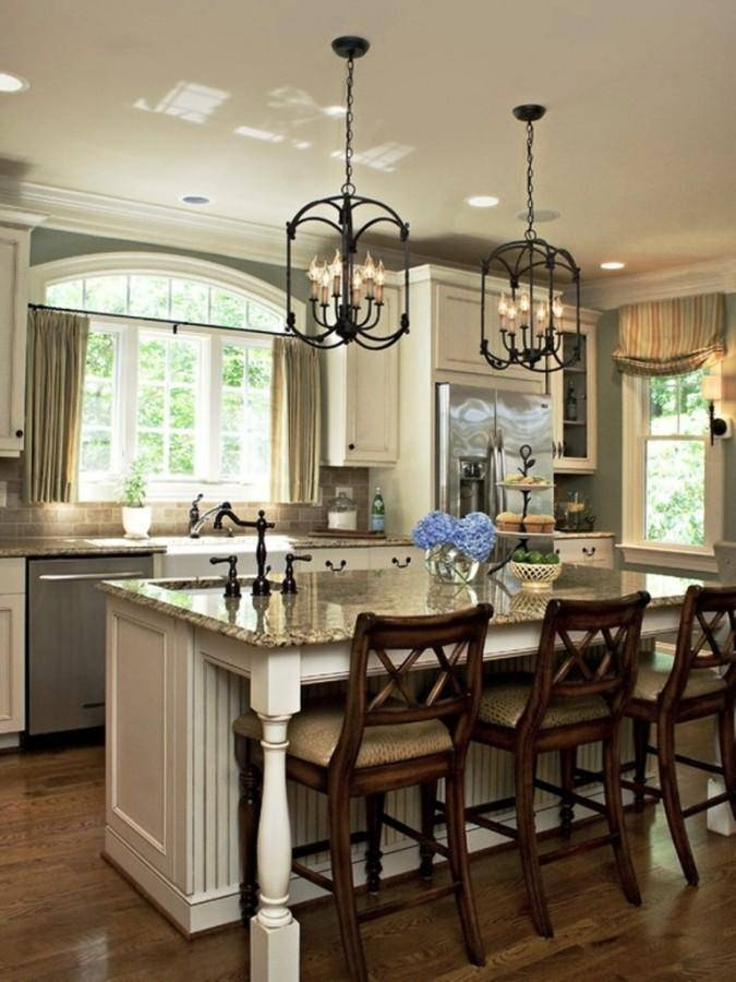 Awesome Captivating Kitchen Pendant Lighting Over Island And 10 Throughout Most Current Pendant Lighting For Island (View 3 of 15)