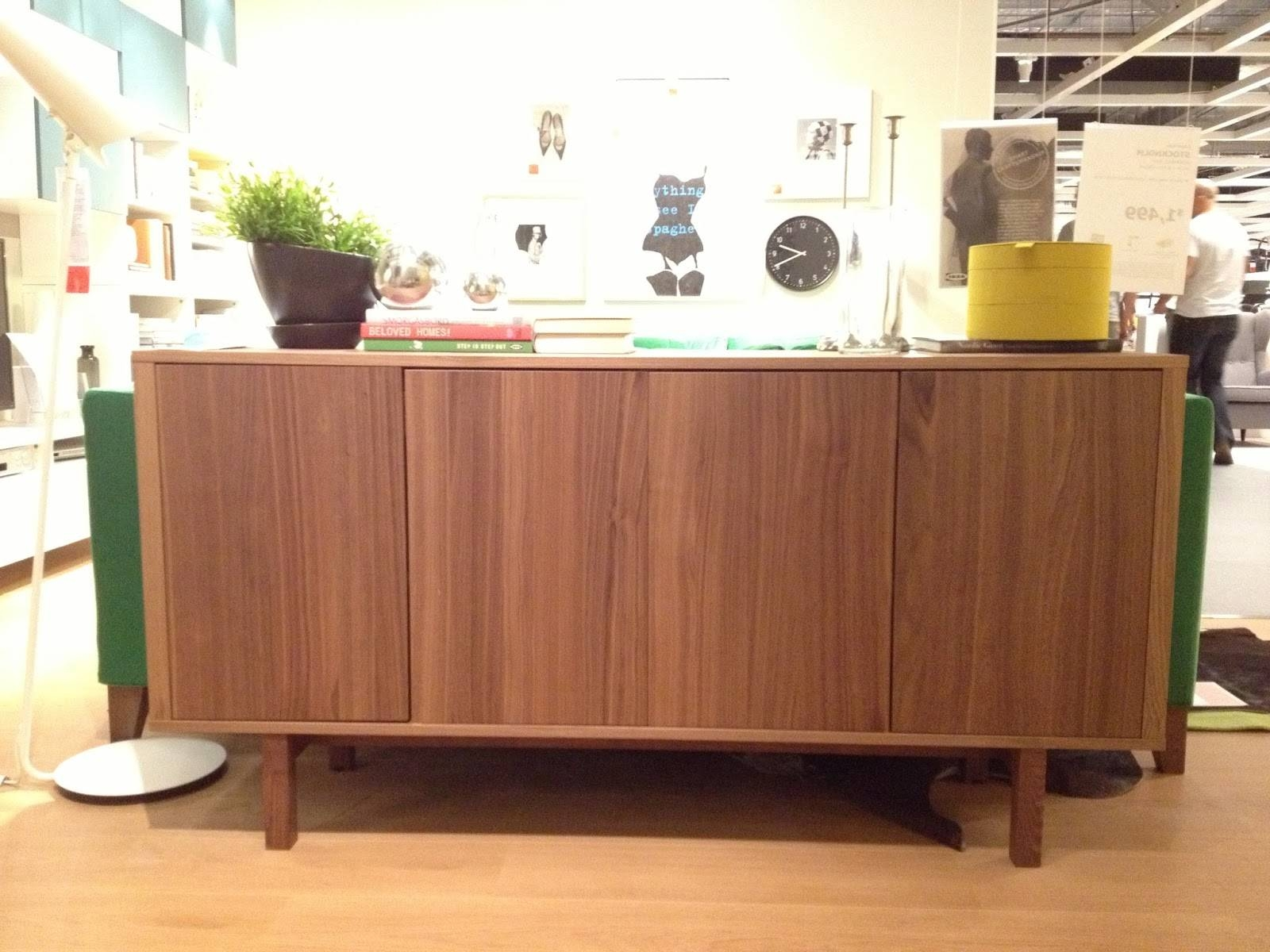Awesome Ikea Stockholm Sideboard – Bjdgjy With Regard To 2018 Stockholm Sideboards (#2 of 15)