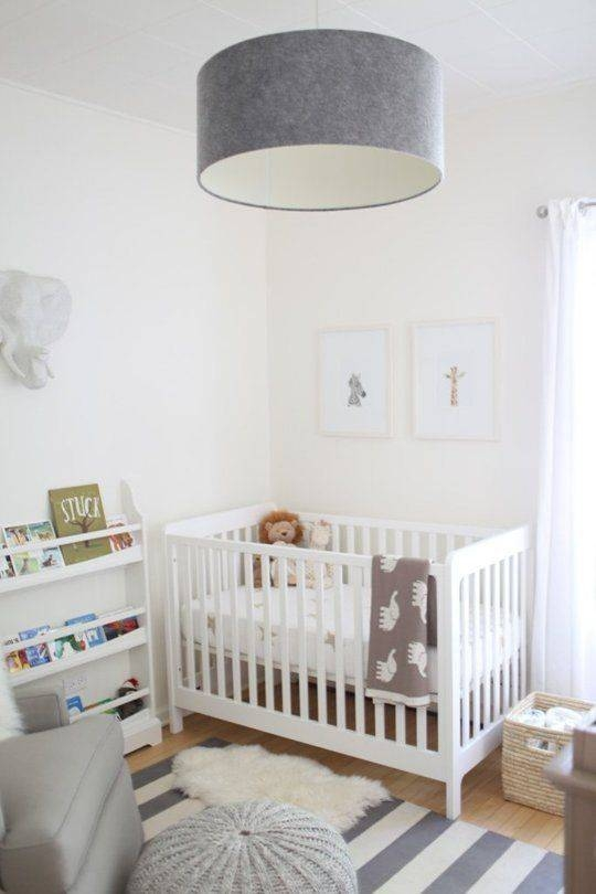 Ba Girl Nursery Themes Transitional With Room Chandelier For Inside Most Recent Pendant Lights For Nursery (#3 of 15)