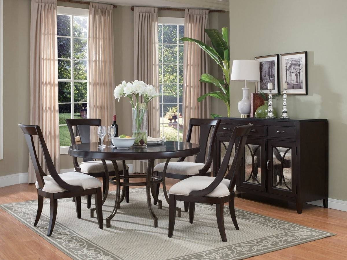 Beautify Your Dining Room With Dining Sideboard Table Throughout Most  Recently Released Dining Tables And Sideboards
