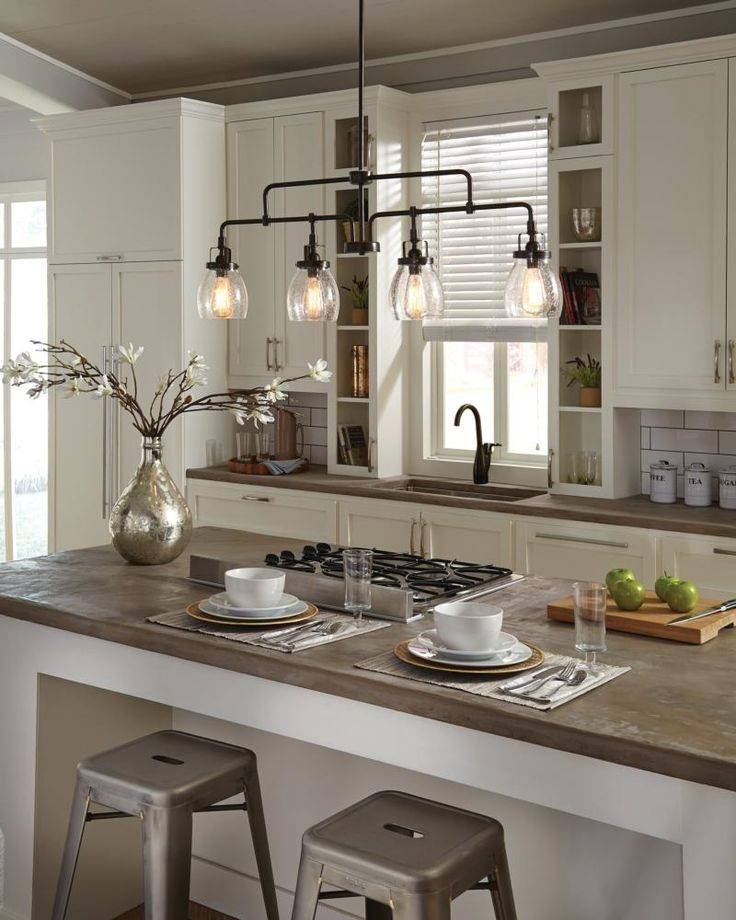 Best 25 Island Lighting Ideas On Pinterest Kitchen Within Pendant With Regard To Recent Pendant Lighting For Island (View 5 of 15)
