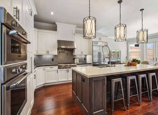 Best 25 Island Pendant Lights Ideas On Pinterest Kitchen Intended Pertaining To Most Recently Released Mini Pendant Lights Over Kitchen Island (View 8 of 15)