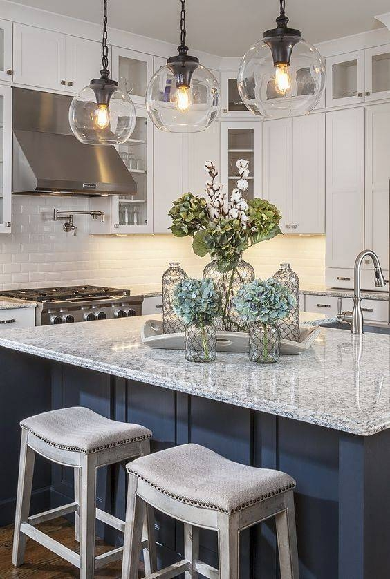 Best 25+ Kitchen Pendant Lighting Ideas On Pinterest | Island Inside Most Up To Date Pendant Lights For Kitchen Over Island (View 3 of 15)