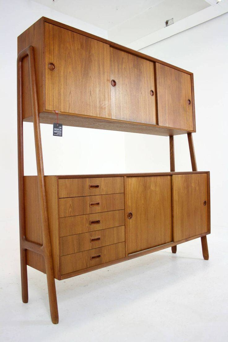 Best 25+ Teak Sideboard Ideas On Pinterest | Retro Sideboard, Mid With Regard To Best And Newest Quirky Sideboards (#5 of 15)