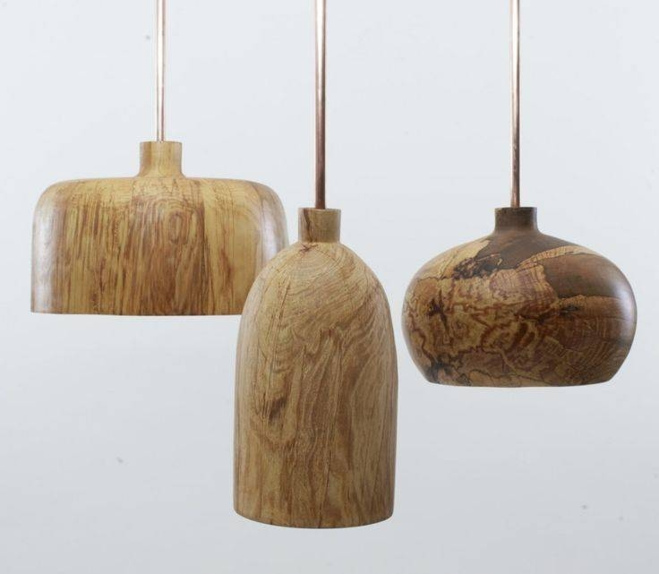 Best 25+ Wood Pendant Light Ideas On Pinterest | Neutral Couch Throughout Most Recent Wooden Pendant Lighting (#3 of 15)