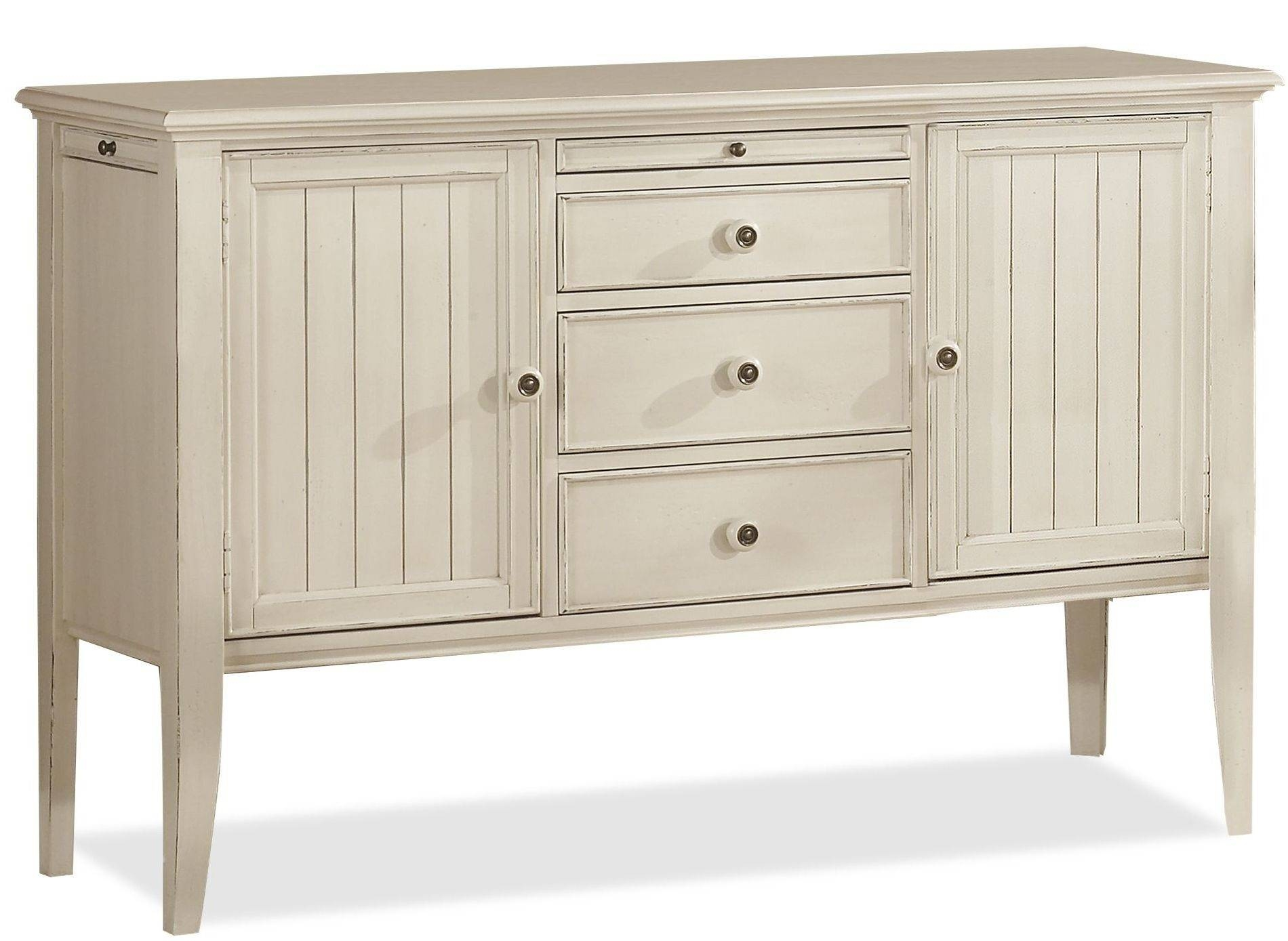 Best Of White Buffet Sideboard – Bjdgjy Within Most Recently Released Sideboards And Buffet Tables (#1 of 15)