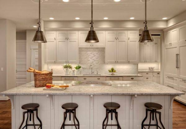 Best Pendant Lighting Over The Kitchen Island – 8110 Pertaining To Most Popular Island Pendant Lights (#5 of 15)