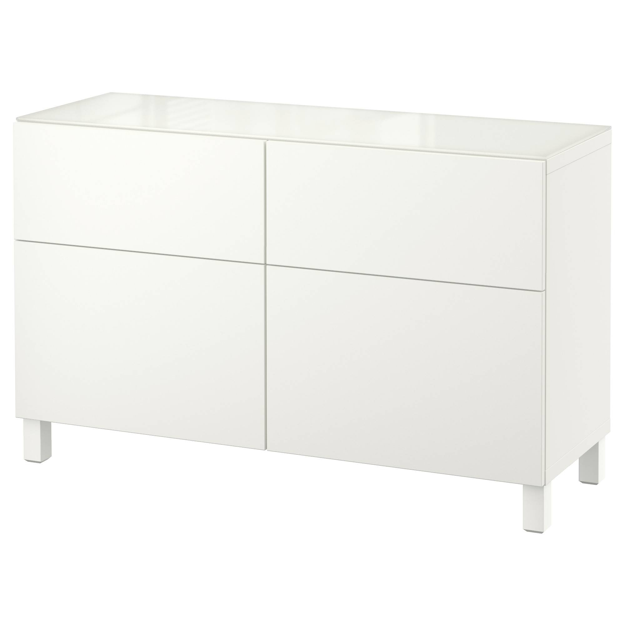 15 inspirations of ikea besta sideboards for White gloss sideboards at ikea