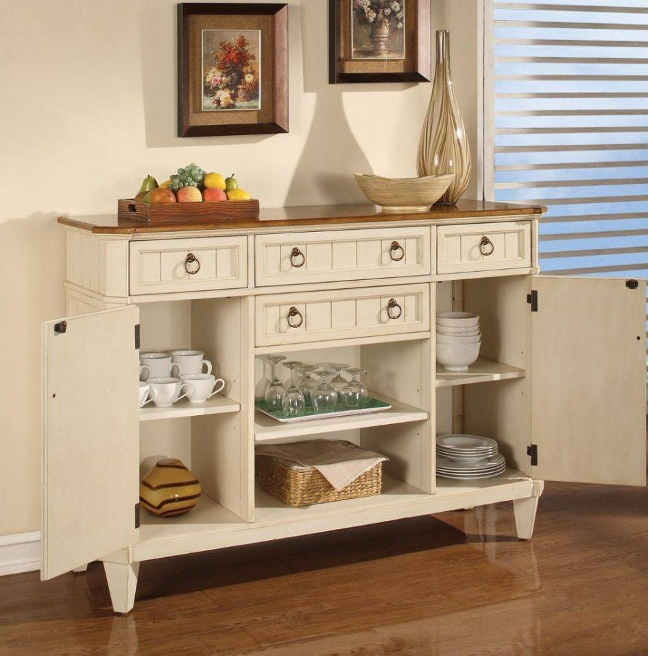 Black Dining Room Buffet Small White Buffet Wood Buffet Server With Most Popular Skinny Sideboards (#1 of 15)